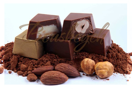 Photo of praline chocolate from Bousheyeh