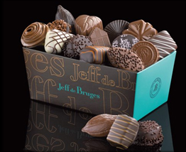 jeff de bruges chocolate collection