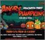 angry pumpkins halloween for kids icon