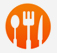 restaurant offer icon