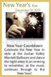 marriot new year in jordan dead sea