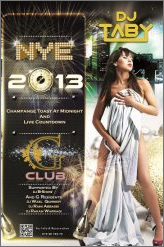 G Club new year party