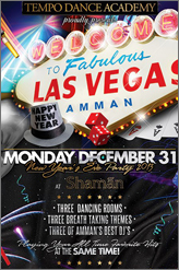 las vegas new year party 2013
