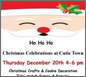 icon of cutee town christmas event