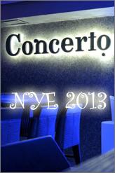 CONCERTo pub nye 2013 party