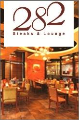 282 restarant dinner for the 2013 new year