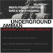 underground amman party logo