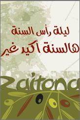 zaitona new year eve 2013