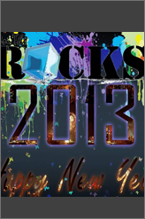 on the rocks 2013 new year party