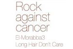 rock against cancer icon