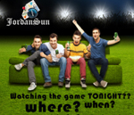 places to watch the football match tonight