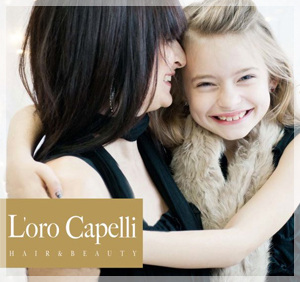 loro capelli mothers day offer