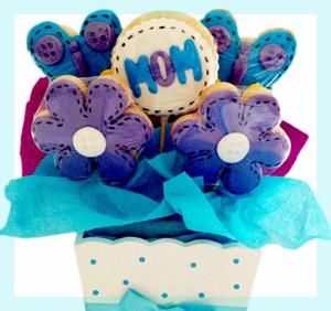 mothers day cookies basket in jordan
