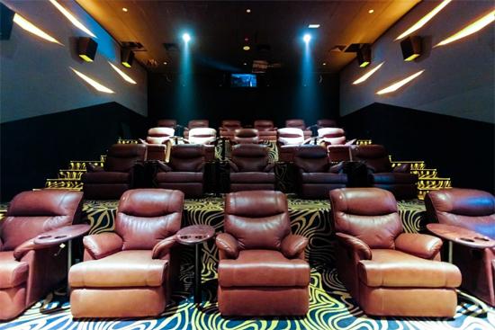 Taj Cinemas inside photo of the movie theater
