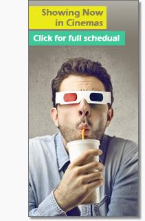 Cinema guide of movies and show times in Amman - جدول عروض افلام السينما في عمان والاردن