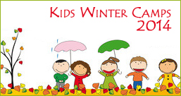winter camps for kids 2014