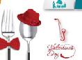 عشاء رومنسي بمناسبة عيد الحب في فندق اللاندمارك الاردن
