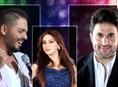 رامي عياش, ملحم زين و فرح يوسف في فندق الانتركونتيننتال