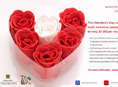Valentine's Offer at Winter Valley Warwick Resort and Spa