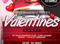 Valentine's Party at Cube Lounge