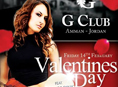 Valentine's Party at G Club