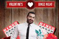 Valentine's Bingo Night with Mazen Diab