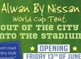 خيمة كأس العالم في خيمة ألوان رمضان