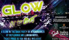 GLOW NYE party at Sky Lounge