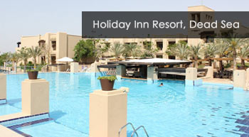 holiday inn resort deadsea pool