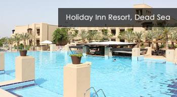 holiday inn resort deadsea pool