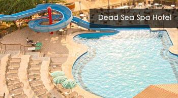Dead Sea Spa Hotel aqua activities