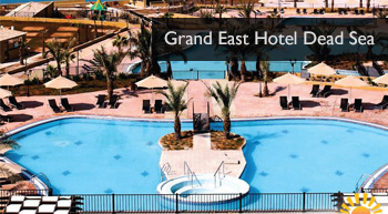 grand east the new hotel in dead sea