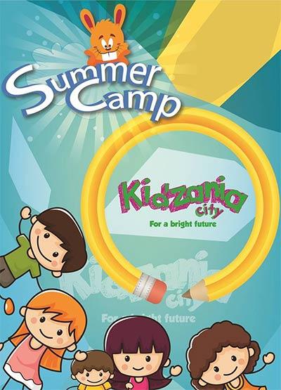 summer camp at Kidzania City