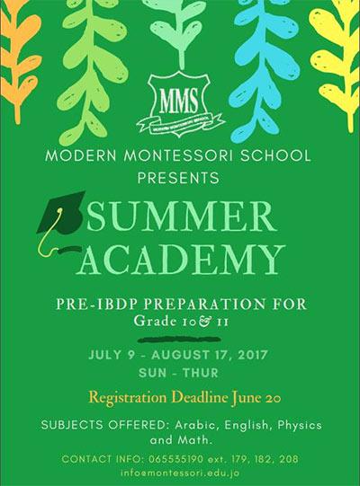 mms summer camp