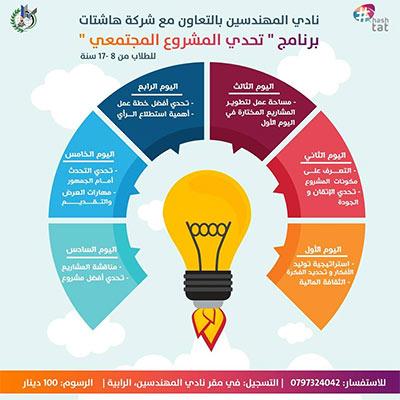 Social project challenge ramdan camp for kids