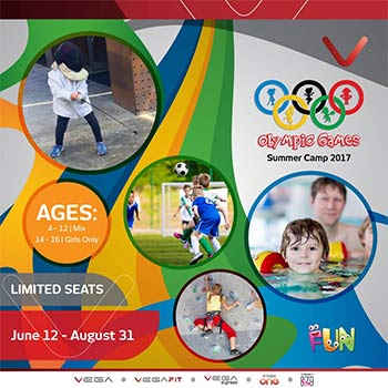 Olympic Games Summer Camp 2017