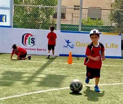 Football Summer Camp 2017 at Amman Elite