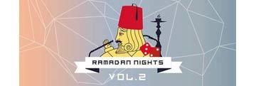Hackmanite ramadan tent