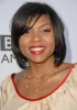 Taraji P Henson at the British Academy of Film and Television Arts 6th Annual TV Tea Party held at the InterContinental Hotel in Los Angeles  California on the 20th of September 2008