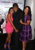 Taraji P Henson with Tyler Perry and Sanaa Lathan at the Screening of Tyler Perry s  The Family That Preys  at AMC Loews Lincoln Center in New York City on the 8th of September 2008