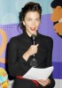 Maggie Gyllenhaal speaks for the benefit of a better environment