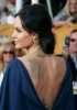 Angelina Jolie at the SAG Awards in Los Angeles, California