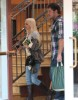 Anna Faris and her boyfriend Chris Pratt shopping together