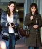 Jennifer Garner and her sister Melissa candids in Santa Monica, California