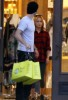 Hayden Panettiere and Milo Ventimiglia spotted yesterday shopping together