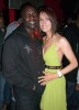 Akon and Dawn Redmond at Club 21 in Dublin  Ireland yesterday on the 27th of January 2009