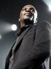 Akon live performance at Club Nokia at L A  Live in Los Angeles  California in the 30th of December 2008