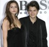 Emile Hirsch and his girlfriend Brianna Domont