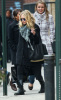 Mary Kate Olsen leaving the Soho House hotel in the Meat Packing District of New York City on 30th of January 2009