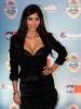 Kim Kardashian arrives at the Pepsi Smash Super Bowl Bash on the 29th of January 2009